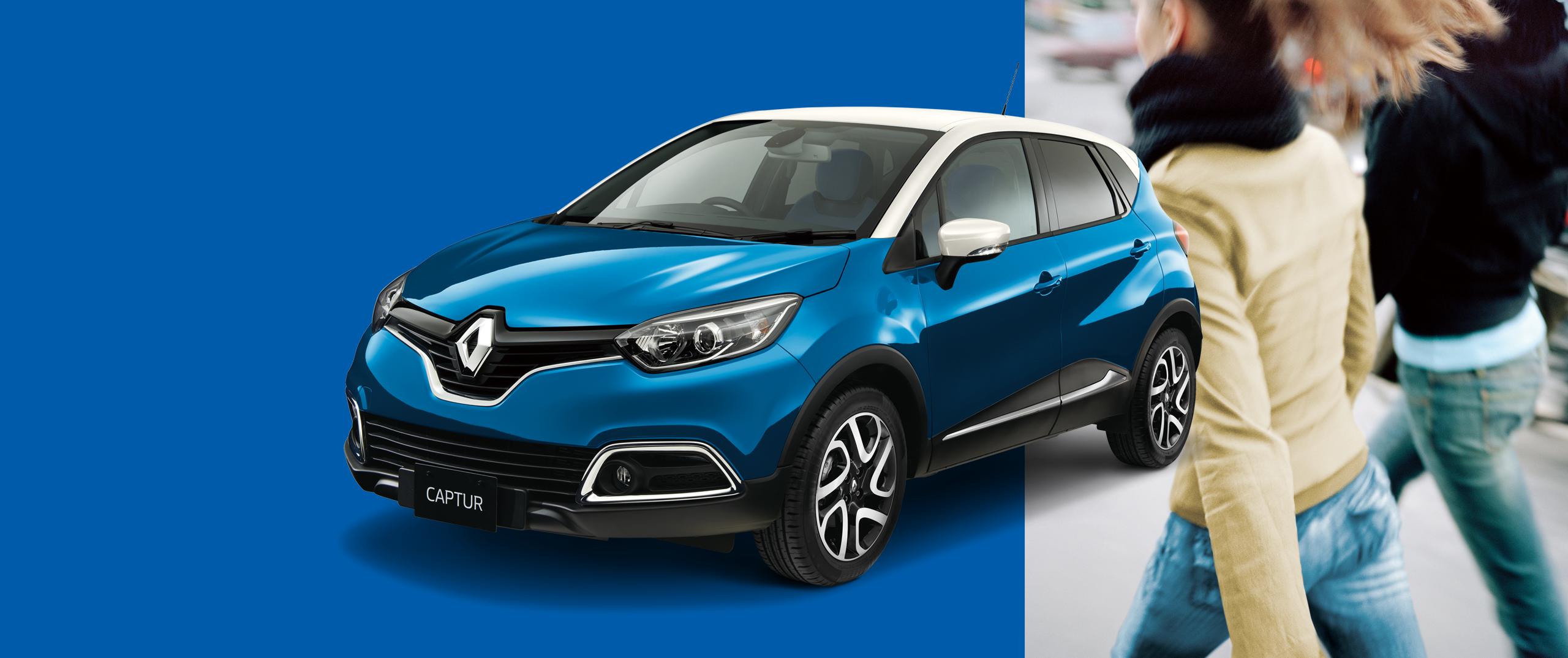 Renault CAPTUR JEANS