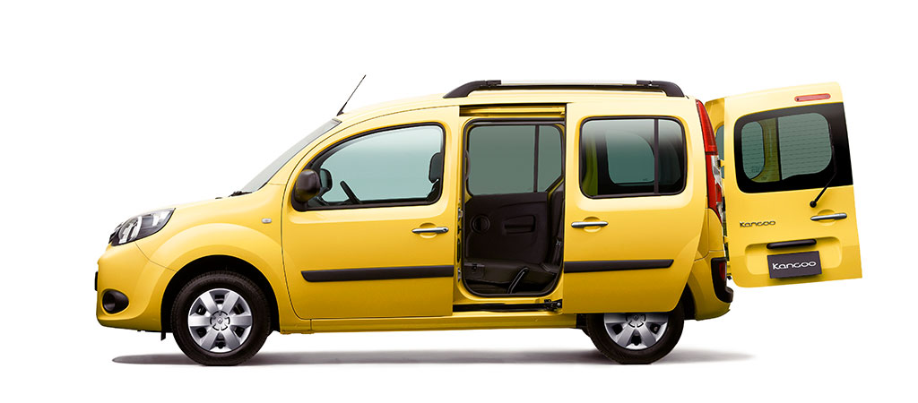 Kangoo Design Left Door Opened