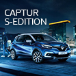 Renault CAPTUR S-EDITION Debut