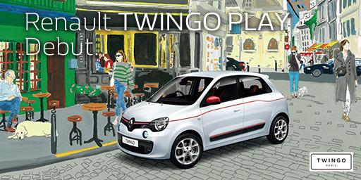 TWINGO PLAY