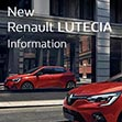 New Renault LUTECIA Information