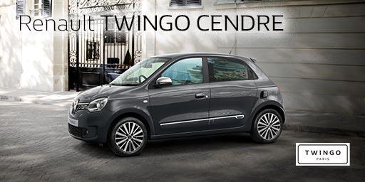 Renault TWINGO CENDRE Debut.