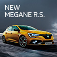 NEW MEGANE R.S. Debut.