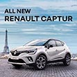 ALL NEW Renault CAPTUR Debut.