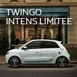 Renault TWINGO INTENS LIMITEE Debut.