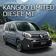 Renault KANGOO LIMITED DIESEL MT Debut.